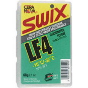 Swix LF004-6 LF4 Green Race Wax 2013, 60g, medium