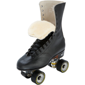 Riedell 172 Express Rhythm Roller Skates 2013, Black, medium