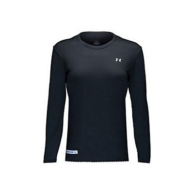 Under Armour Base 3.0 Crew Womens Long Underwear Top, , large
