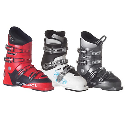 Used Kids Front Entry Ski Boots, , large