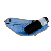 Rollerblade Stride Waist Pack, Light Blue Black, medium