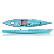 Perception Tribute 12.0 Kayak Recreational Kayak 2013, Light Blue, medium