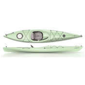 Perception Tribute 12.0 Kayak Recreational Kayak 2013, Light Lime, medium