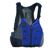 Astral V-Eight Adult Kayak Life Jacket, Blue, medium