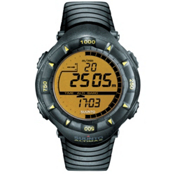Suunto Altimax Outdoor Digital Sport Watch, Black, medium