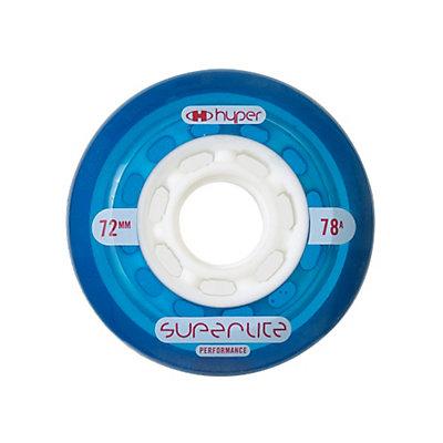 Hyper Superlite Recreation Inline Skate Wheels - 4 Pack, , large