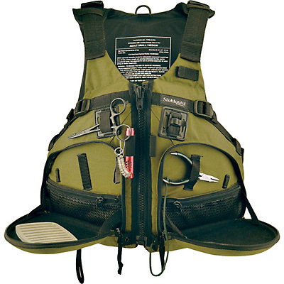 Stohlquist Fisherman Fishing Kayak Life Jacket 2016, , viewer