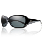 Smith Shoreline Womens Sunglasses, Black, medium