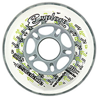 Explore Escalade Inline Skate Wheels - 8 Pack, , large