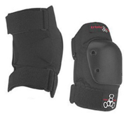 Triple 8 EP55 Elbow Pad - Senior, Black, medium