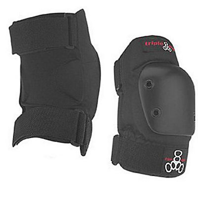 Triple 8 EP55 Elbow Pad - Senior, Black, large