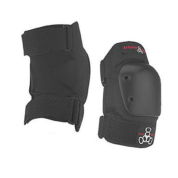 Triple 8 EP55 Elbow Pad - Senior, Black, 600