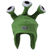 Mental Alien Fleece Hat, Assorted, medium