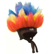 Mental Heat Miser Fleece Kids Hat, Assorted, medium