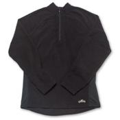Hot Chillys La Montana Panel Zip-T Mens Long Underwear Top, , medium