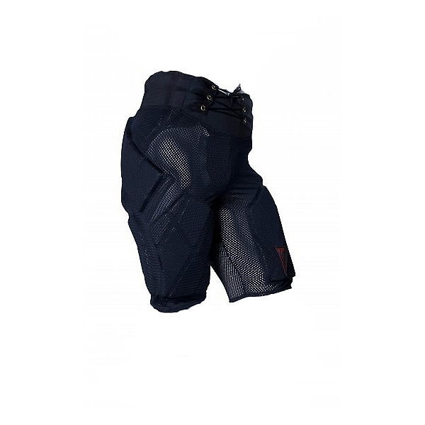 Crash Pads 2300 Padded Shorts, Black, 600