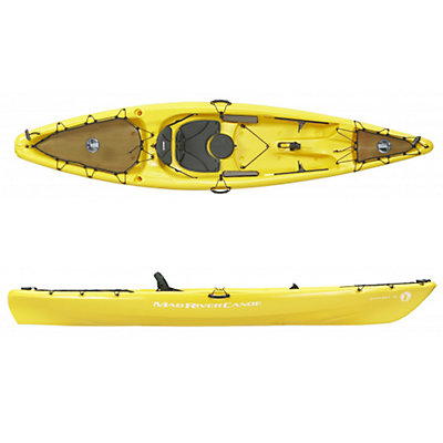Mad River Canoe Synergy 12.0 Blem Kayak Sit On Top Kayak, , large