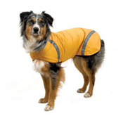 Granite Gear High Visibility Dog Coat, Yellow, medium