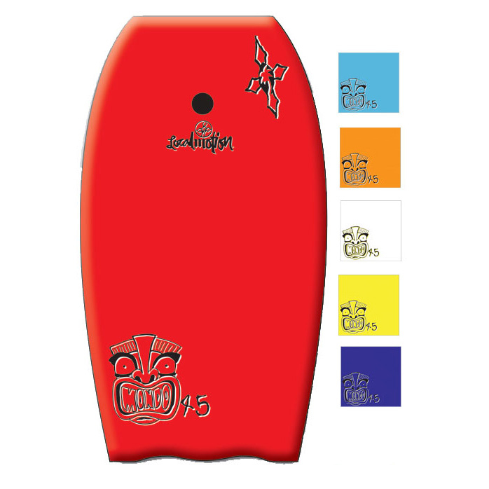 360 Inc. Local Motion Mondo 45 Body Board 2012