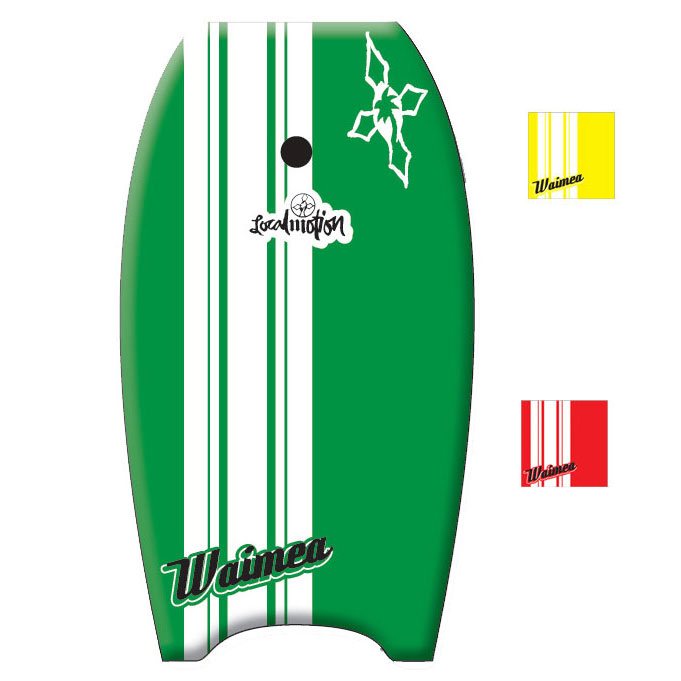 360 Inc. Local Motion Waimea 36 Body Board 2012
