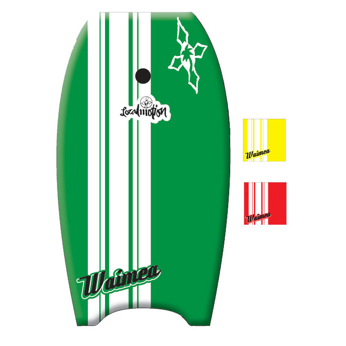 360 Inc. Local Motion Waimea 42 Body Board 2012