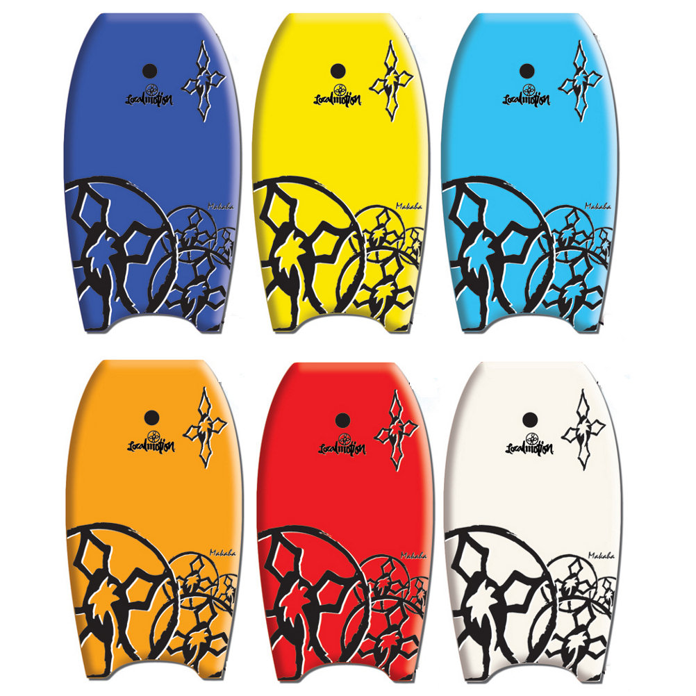 360 Inc. Local Motion Makaha 36 Body Board 2012