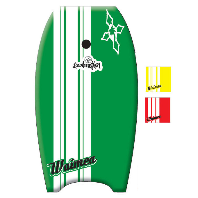 360 Inc. Local Motion Waimea 39 Body Board 2012