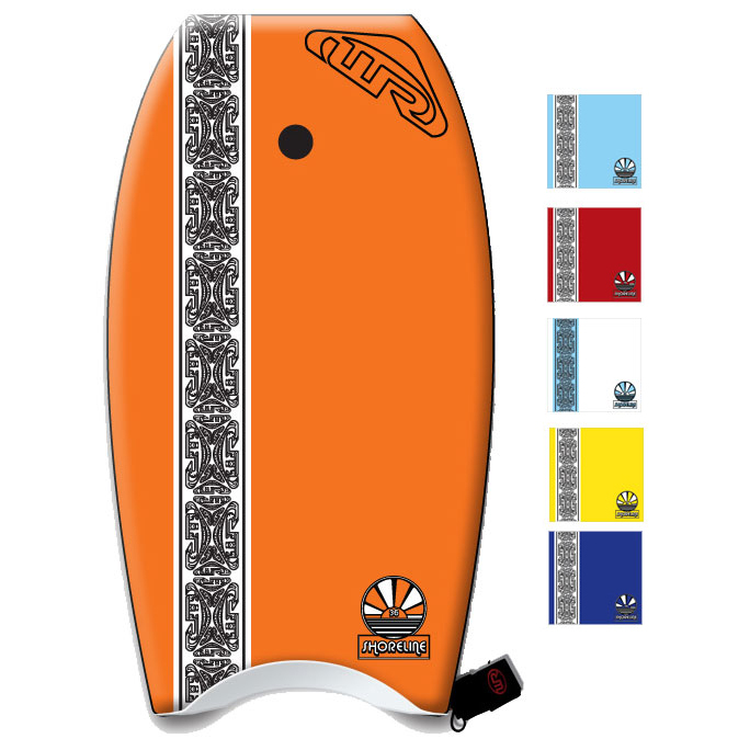 360 Inc. Wave Rebel Shoreline 39 Body Board 2012