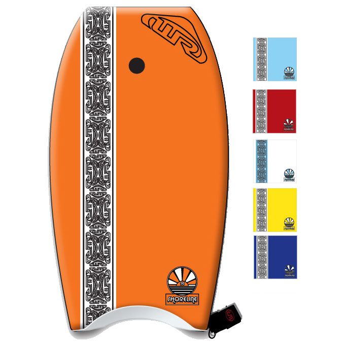 360 Inc. Wave Rebel Shoreline 36 Body Board 2012
