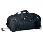 High Sierra AT3 Sierra-Lite 32-Inch Wheeled Duffel Bag 2012, Black, medium