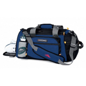 High Sierra A.T. Gear Classic Water Bottle Sport Duffel Bag, Nightfall-Black, medium