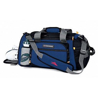 High Sierra A.T. Gear Classic Water Bottle Sport Duffel Bag, , large