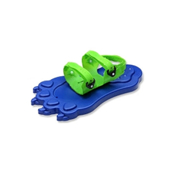 Red Feather Snowpaws Kids Snowshoes, Violet-Green, medium