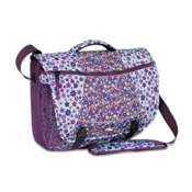 High Sierra Tank Messenger Day Bag, Bouquet Wildflowers, medium
