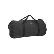 High Sierra Cordura Duffel Bag, Black, medium