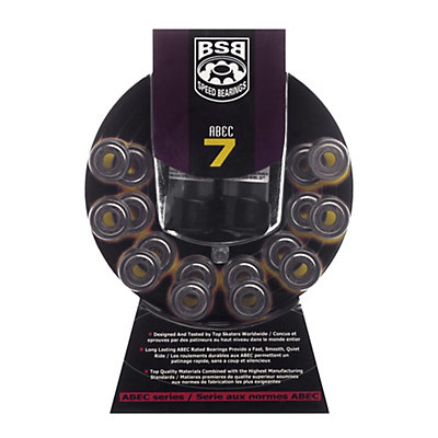 Boss 608 ABEC 7 Speed Skate Bearings, , large