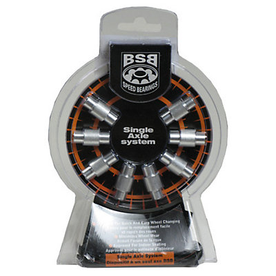 Boss BSB Single Axle Kit, , viewer