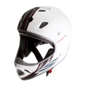 Smith X Troy Lee Designs Helmet, Troy Lee Composite White, medium