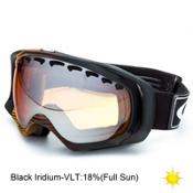 Oakley Crowbar Goggles, Tremolo Fade-Black Iridium, medium