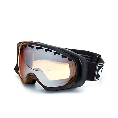 Oakley Crowbar Goggles, Jet Black-Black Iridium, viewer