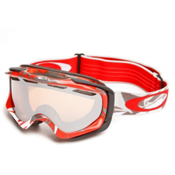 Oakley Ambush Goggles 2013, Glacier Red-Black Iridium, medium