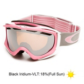 Oakley Ambush Goggles 2013, Dark Pink-Black Iridium, medium