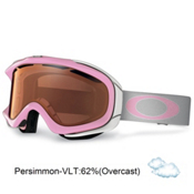 Oakley Ambush Goggles 2013, Dark Pink-Persimmon, medium