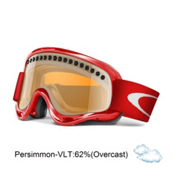 Oakley XS O Frame Kids Goggles 2013, Viper Red-Persimmon, medium