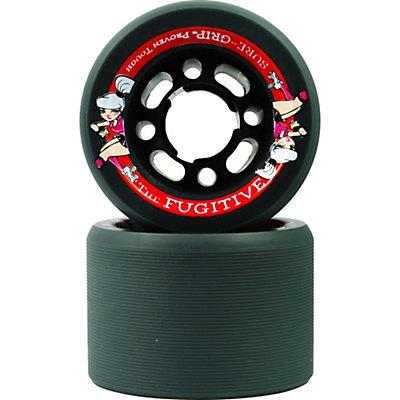 Sure Grip International Fugitive Roller Skate Wheels - 8 Pack, Blue, large