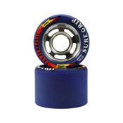 Sure Grip International Power Plus Roller Skate Wheels - DU93A_8 Pack 2014