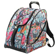 Athalon Everything Ski Boot Bag 2016, Graffiti, medium