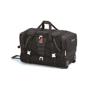 Athalon Sport Bags 29in Wheeling Duffel Duffle Bag 2013, Black, medium