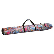 Athalon Sport Bags Double Padded Wheeled Ski Bag 2013, Graffiti, medium