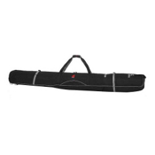 Athalon Sport Bags Double Padded Wheeled Ski Bag 2013, Black, medium